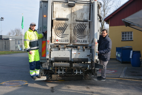 Oil state looks at electrical refuse trucks