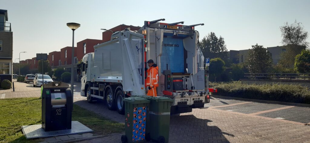 Two TM54 are in operation in The Netherlands